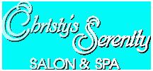 Christy's Serenity Salon & Spa